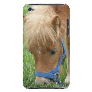 Caso de iTouch del potro de Shetland iPod Touch Case-Mate Cárcasa
