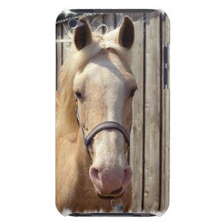 Caso de iTouch del potro del Palomino iPod Case-Mate Protector