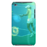 Caso de iTouch del tenis iPod Touch Case-Mate Protector