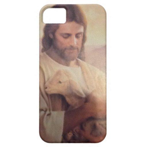Caso de Jesús IPhone iPhone 5 Carcasa