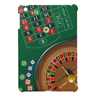 Caso de juego del iPad de la tabla del casino de l