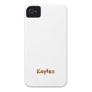 Caso de Kaylee para la cubierta del iphone 4 del s