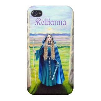 Caso de Kellianna Iphone 4 iPhone 4/4S Carcasa