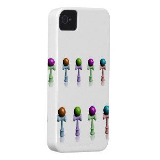 Caso de Kendama Blackberry iPhone 4 Funda