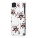 caso de la araña iPhone 4 cobertura