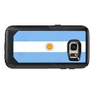 Caso de la Argentina Samsung OtterBox Funda Otterbox Para Samsung Galaxy S7