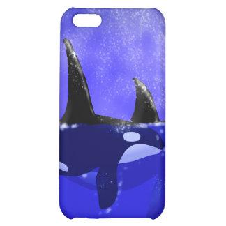 Caso de la ballena iPhone iPad de la orca