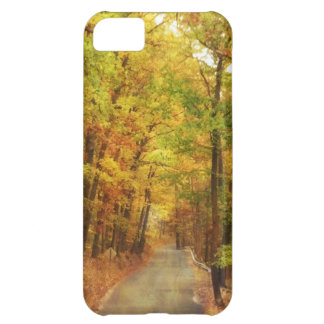 Caso de la carretera nacional iPhone5 del otoño