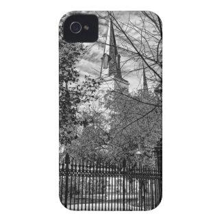 Caso de la catedral iPhone4 de St. Louis iPhone 4 Protector