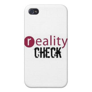 Caso de la confrontación con la realidad iPhone 4 coberturas