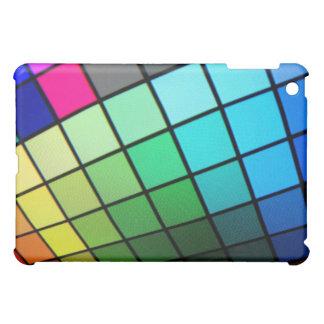 Caso de la cubierta del iPad de la paleta del arco