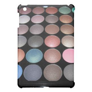 Caso de la cubierta del iPad de la paleta del somb