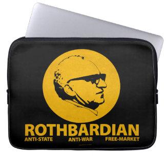 Caso de la electrónica de Rothbardian Fundas Computadoras