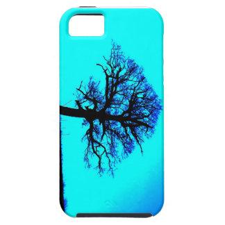 Caso de la escena del invierno iPhone 5 fundas
