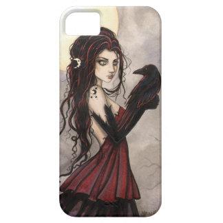 Caso de la fantasía del arte del iPhone gótico 5 iPhone 5 Protector