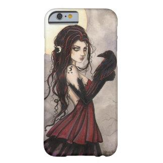 Caso de la fantasía del arte del iPhone gótico 6 Funda Barely There iPhone 6