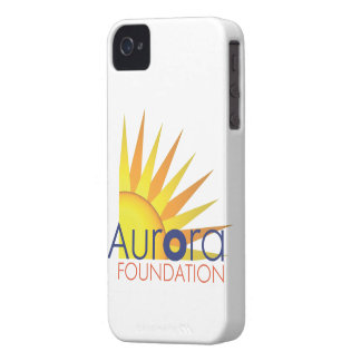 Caso de la fundación iPhone4/4S de la aurora iPhone 4 Fundas