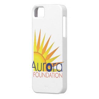 Caso de la fundación iPhone4 de la aurora Funda Para iPhone 5 Barely There