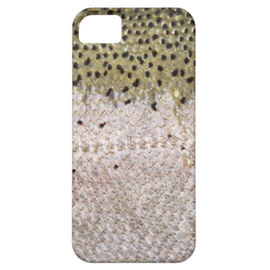 Caso de la furia iPhone4 de la pesca (trucha arco Funda Para iPhone SE/5/5s