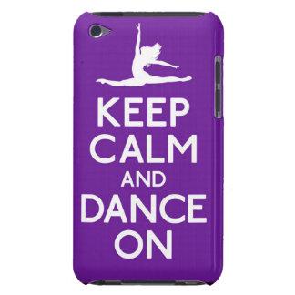 Caso de la generación del tacto de IPod de la danz Case-Mate iPod Touch Fundas