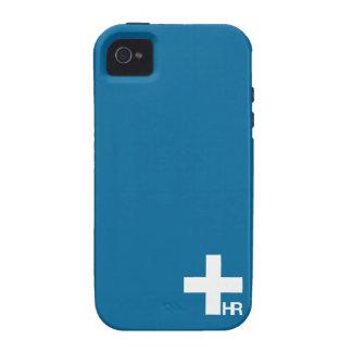 +Caso de la hora IPhone4G iPhone 4 Funda