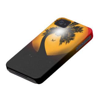 Caso de la identificación de la casamata del árbol iPhone 4 Case-Mate coberturas