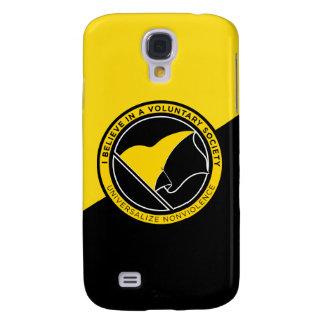 Caso de la identificación de la casamata del iPhon Samsung Galaxy S4 Cover