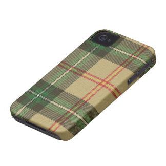Caso de la identificación del iPhone 4 4s del tart iPhone 4 Case-Mate Protectores