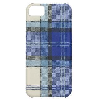 Caso de la identificación del iPhone 5 de la tela