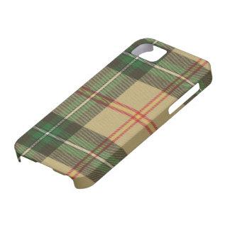 Caso de la identificación del iPhone 5 del tartán iPhone 5 Funda