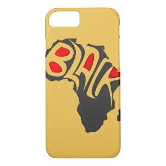 Caso de la impresión de África para el iPhone 7 Funda iPhone 7