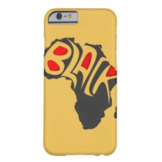 Caso de la impresión de África para iPhone6 Funda Barely There iPhone 6