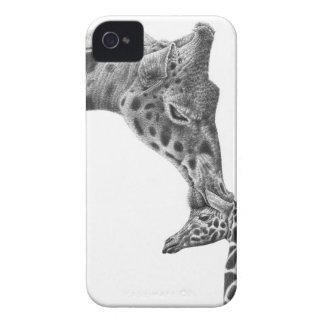 Caso de la jirafa y del becerro