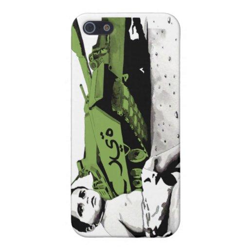 Caso de la libertad iPhone4 iPhone 5 Carcasas