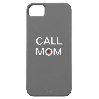 Caso de la mamá Iphone5 de la llamada iPhone 5 Fundas