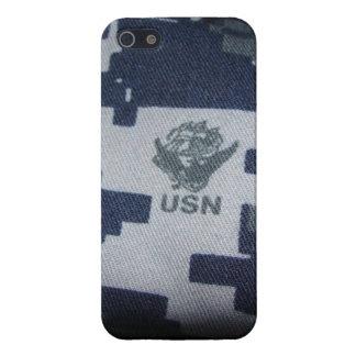 Caso de la marina de guerra NWU Iphone iPhone 5 Coberturas
