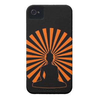 Caso de la meditación iPhone-4/4/s Case-Mate iPhone 4 Carcasa