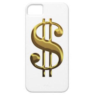 Caso de la muestra de dólar iPhone5 Funda Para iPhone SE/5/5s