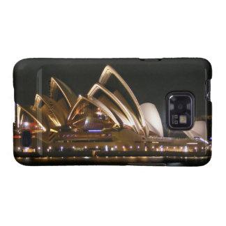 Caso de la noche de la casa de Sydney Oprea Samsung Galaxy S2 Funda