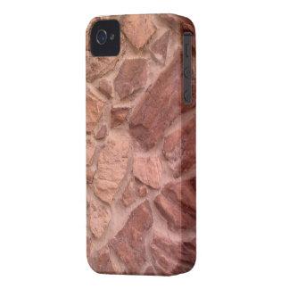 Caso de la pared de ladrillo IPHONE Case-Mate iPhone 4 Coberturas