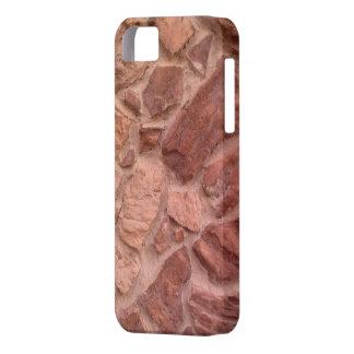 Caso de la pared de ladrillo IPHONE iPhone 5 Carcasas