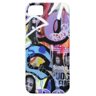 ¡Caso de la pintada de IPHONE 5 Barely There! iPhone 5 Carcasas