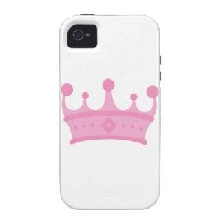 caso de la princesa vibe iPhone 4 fundas