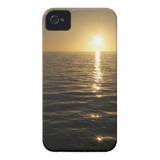 caso de la puesta del sol de la playa del iPhone 4 iPhone 4 Case-Mate Protector