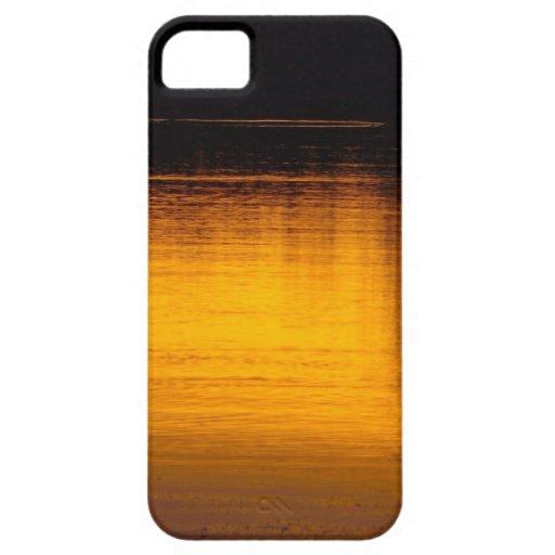 Caso de la puesta del sol iPhone 5 Case-Mate funda