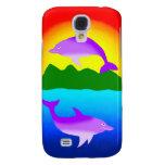Caso de la puesta del sol y de los delfínes iphone