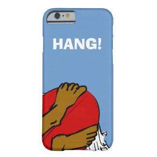 CASO de la RESACA iPhone6 de la CAÍDA DIEZ Funda Para iPhone 6 Barely There