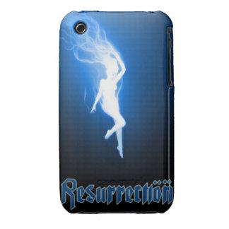 caso de la resurrección del abejón del iPhone 3 Carcasa Para iPhone 3