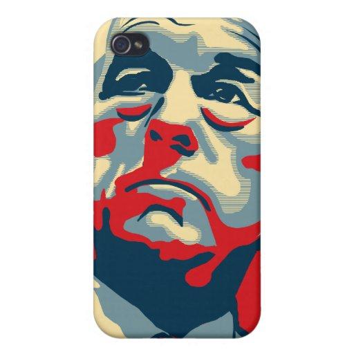 Caso de la revolución de Ron Paul iPhone 4/4S Carcasa
