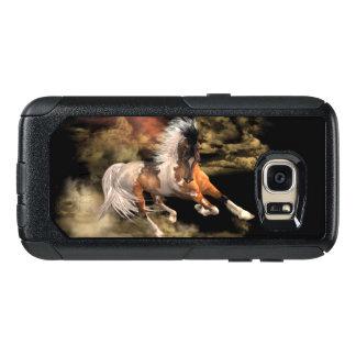 ¡Caso de la serie del viajero del caballo del Funda Otterbox Para Samsung Galaxy S7